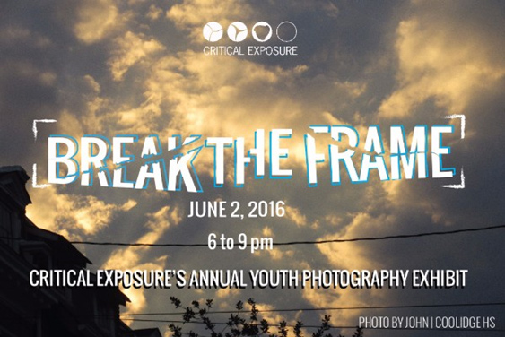breaktheframe